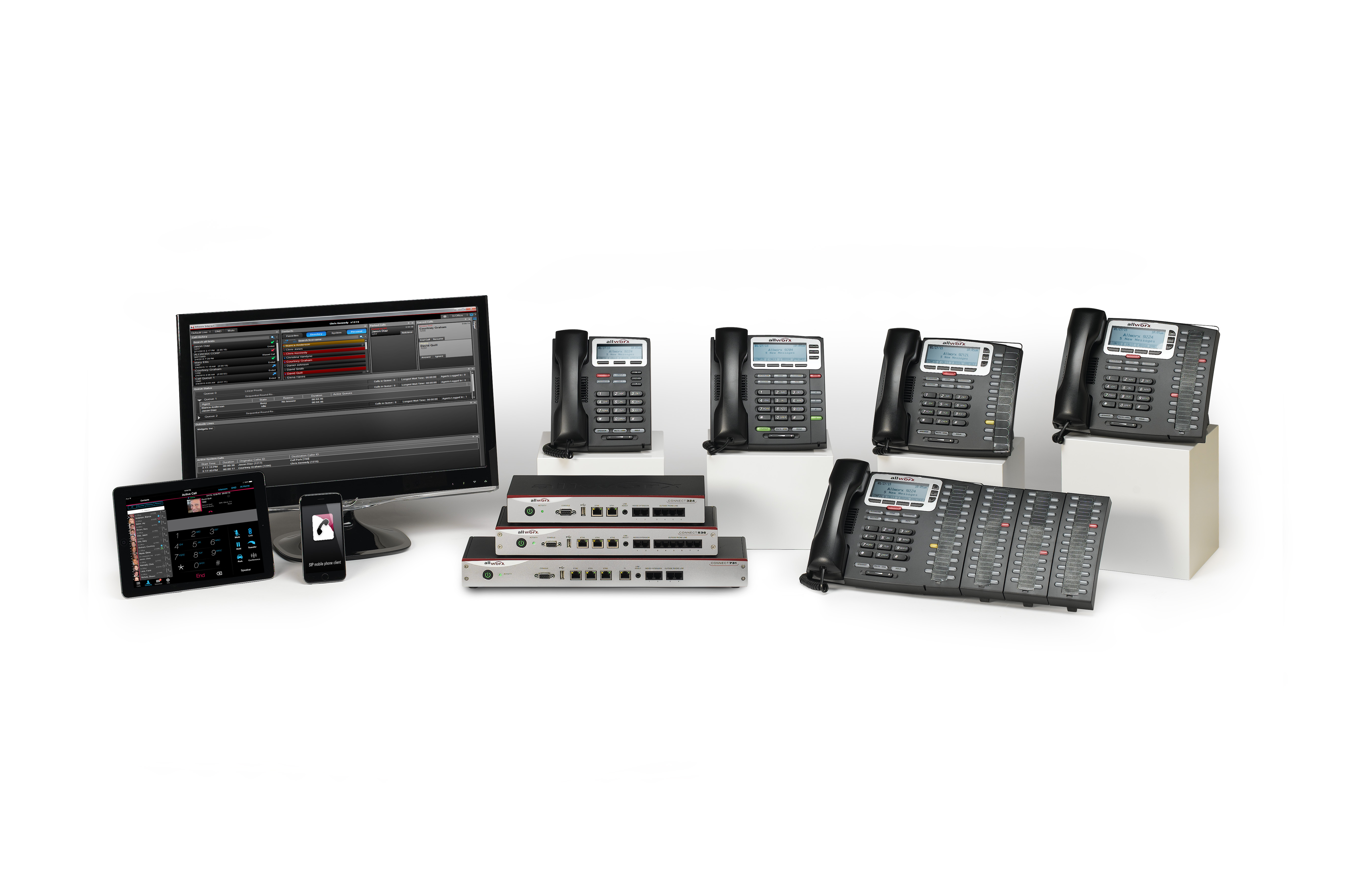 Allworx Business Phone System