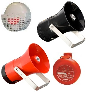 Explosion Proof Alarms Signals