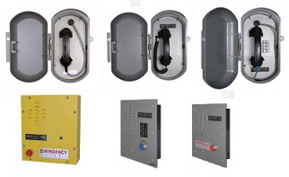 Industrial VoIP Phones