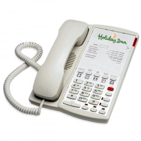 Teledex Millennium 2005 - non-display Hotel Phone (Ash)