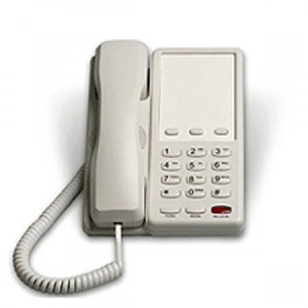 Teledex Pearl -  Single Line Hotel Phone (00T1002)