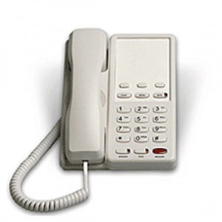 Teledex PearlS - Single Line Hotel Speakerphone (00T1032)