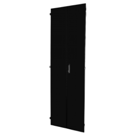 Split Solid Door set for 84″H x 24″W Frame