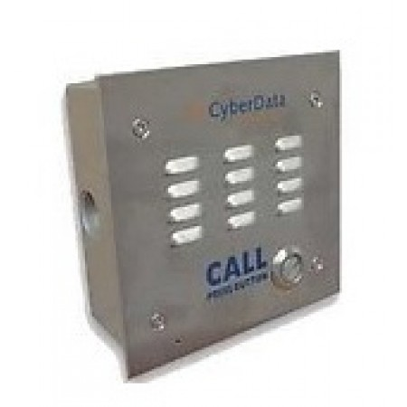 CyberData VoIP Door Entry Intercom with Night Ringer 10935
