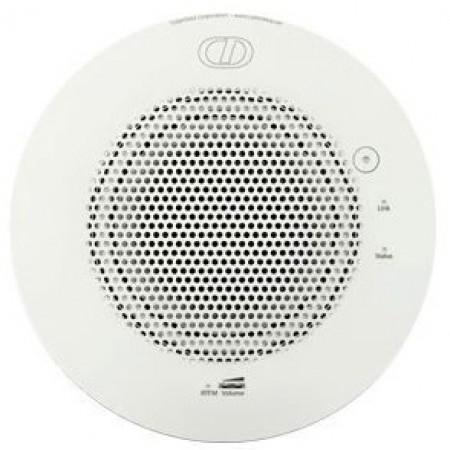 VoIP Singlewire Ceiling Speaker for InformaCast Emergency Notification