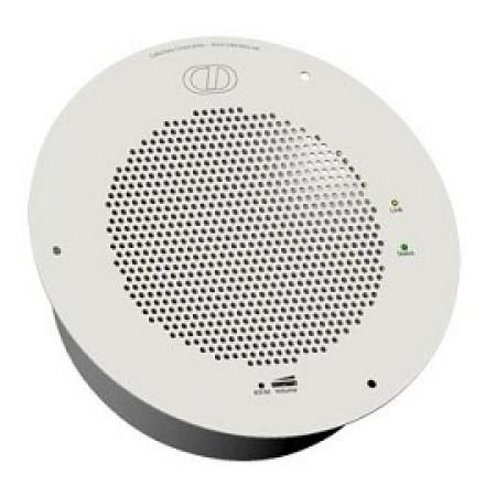 Cyberdata VoIP Light Gray Ceiling Speaker 11104