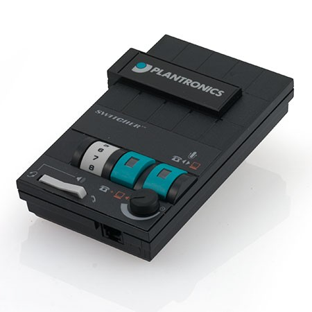 Plantronics MX10  Headset Amplifier for Phone and PC