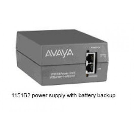 Power Supply 1151B2 and CAT 3 Cable