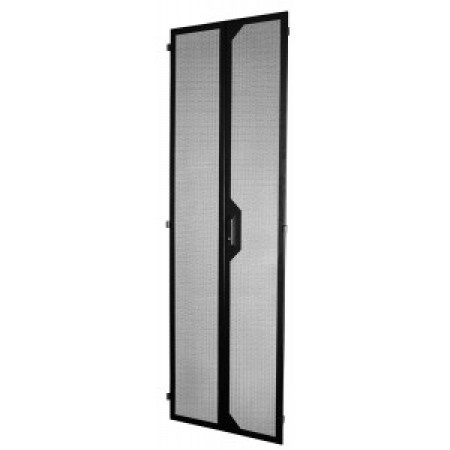 Split Mesh Steel Door for 84″H x 29″ and 30″W Frame