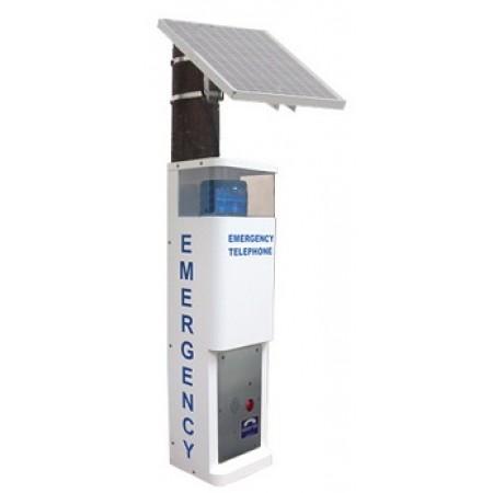 Rath Security Solar Call Station Beacon Strobe Photocell 2100-CDC3XX1