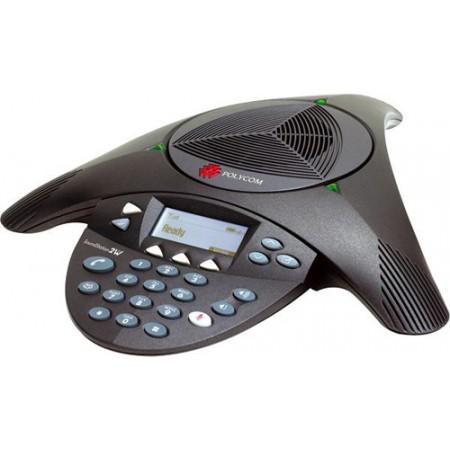 Polycom Basic SoundStation2W Cordless Conference Phone