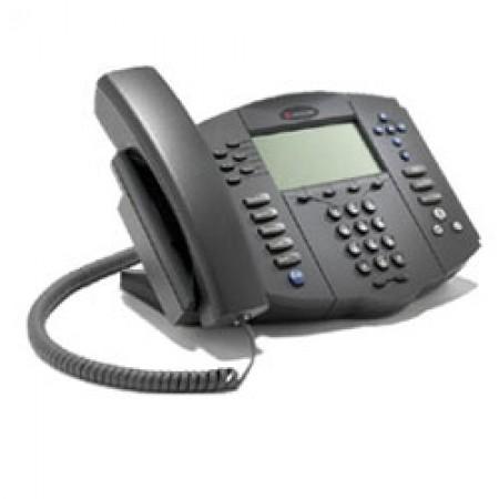 Polycom SoundPoint IP 501 SIP 3-line VOIP Phone