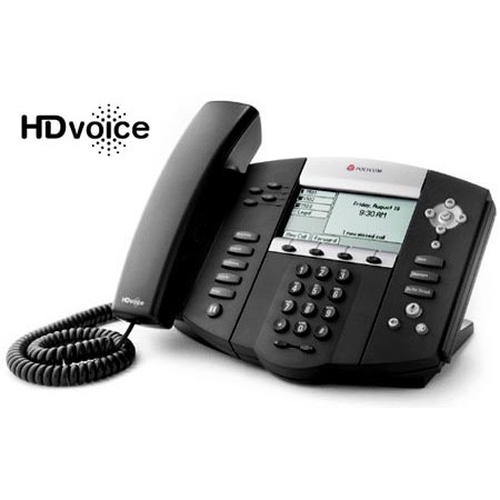 SoundPoint IP 560 Cutting-edge SIP and GigE with HDvoice