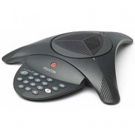 Polycom SoundStation2 Basic (Non-Expandable) Conference Phone