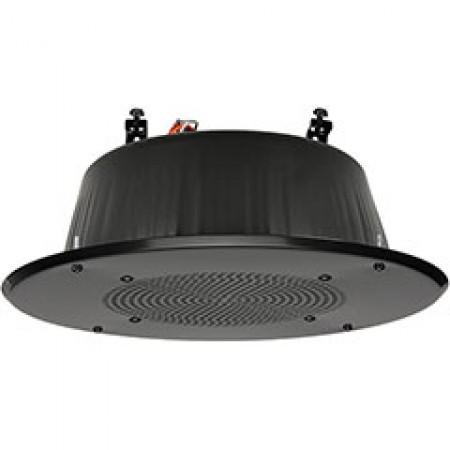Quam Wall Mount Speaker System (Black 25/70.7V)