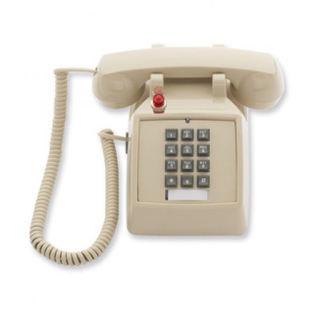 2510D Analog Desk phone With Message Waiting Light