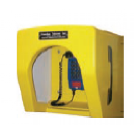 Coated Interior Phone Booth AB-1000