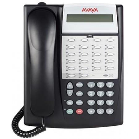 Avaya Partner 18D Display Telephone Black Refurbished (Series 2)
