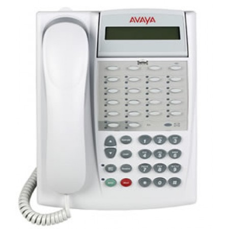 Avaya Partner 18D Display Telephone White (Series 2)