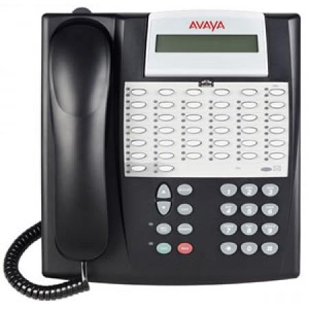 Partner 34D Display Telephone Black Refurbished (Series 2)