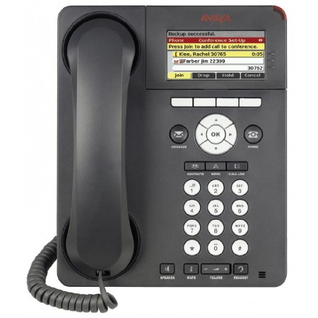 IP Phone 9620C Charcoal Gray (Color Display)