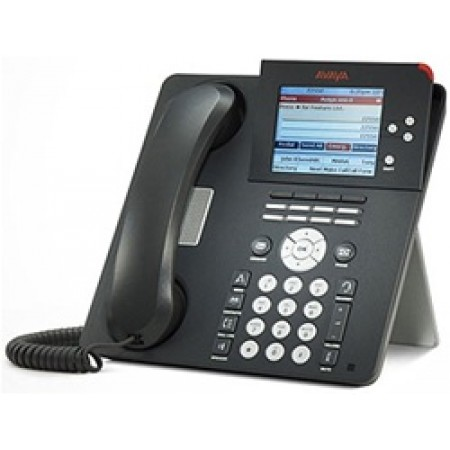 IP Phone 9650C Charcoal Gray (Color Display)