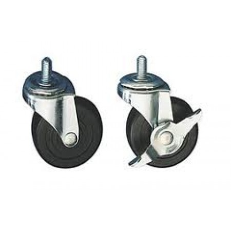 Wall Mount Casters 7208WD