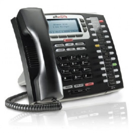 Allworx 9224 VoIP 24 Button Display Speaker Phone