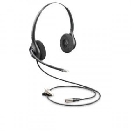 Plantronics HW261N-DC (Dual Channel) Phone Headset