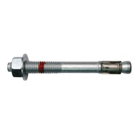 One set of 4 torque contolled expansion anchors