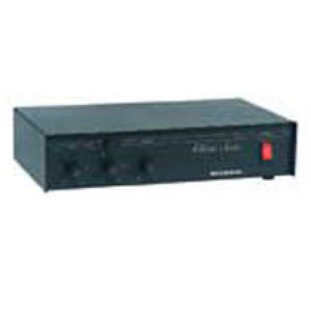Classic Series 20-Watt  Public Address Amplifier w/ Built-in 1-Watt Music On hold