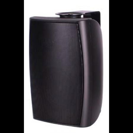 Quam In Wall Speaker Black 70V/ 8-Ohm (Qty. 2)