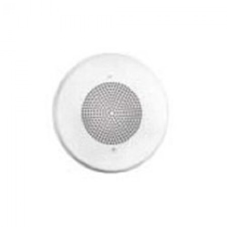 CH90 Series White Wall/Ceiling Mount Chime, 24 VDC | CH90-24-W