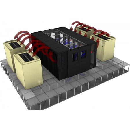 "Aisle Containment Doors for 78""ES Enclosure | ACD780ES"