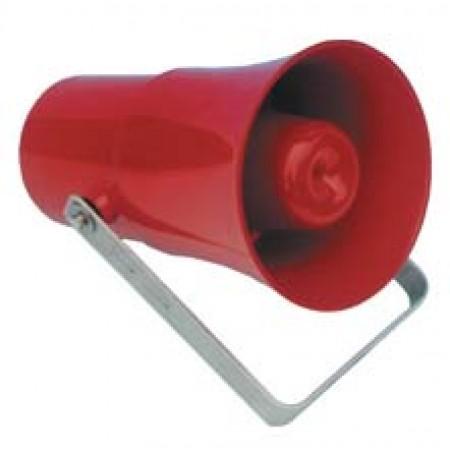 MEDC- Explosion Proof Red Speaker 25W TRANSFORMER,CL 1 DIV 2,RD