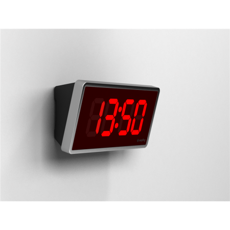 "Digital Wireless School Clock 2.5"" 4 Digit"