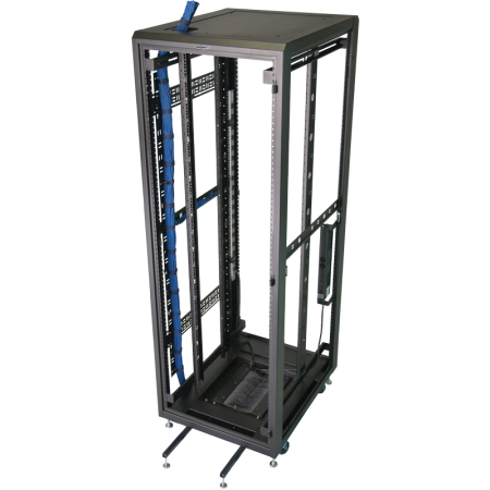 "Enclosure frame 4""H x 24""W x 36""D 44 RMU   8401E-2436"
