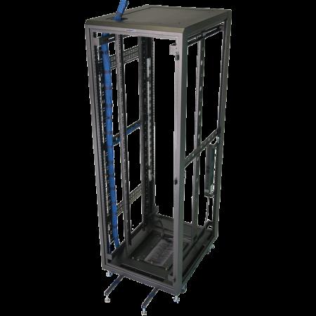 "Enclosure frame 48""H x 24""W x 32""D 21 RMU | 4801E-2432"
