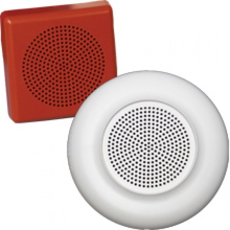 White E50H Series High Fidelity Wall/Ceiling Mount Speaker | E50H-W