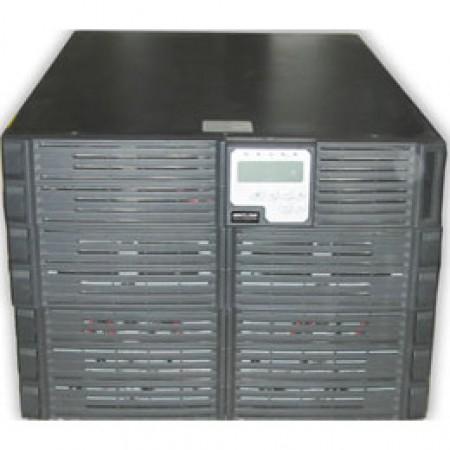 Minuteman ED6200RM Input and Output, Uninterruptible Power Supply