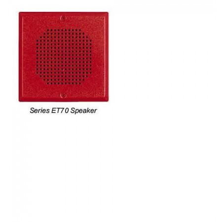 Wall/Ceiling Mount ET70 Series Speaker | ET70-W