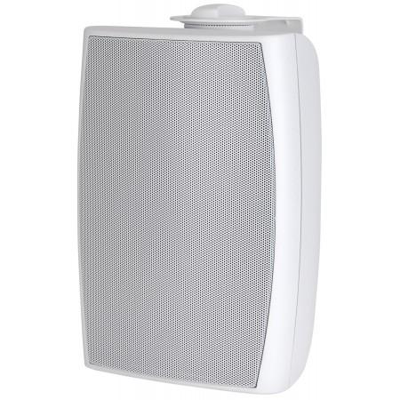 Quam In Wall Speaker White 70V/ 8-Ohm (Qty. 2)