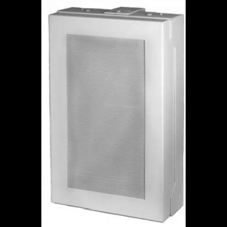 Quam In Wall Speaker System 70V, Rotary Select (White)