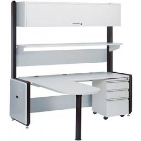 Great Lakes Advantage A4 Computer Desk GL2072-A4