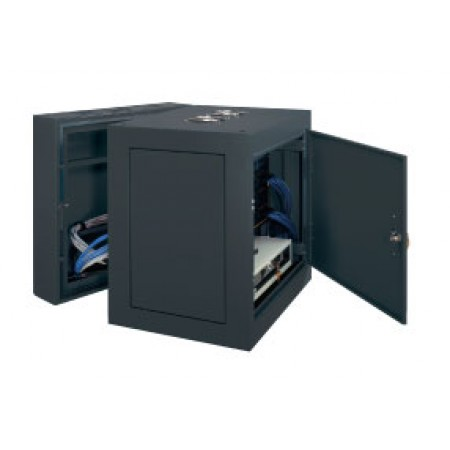 Heavy Duty 11U Wall Mount Swing Out Data Cabinet Enclosures