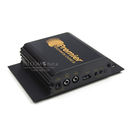 Premier USB 1200 MP3 Music On Hold Messaging System