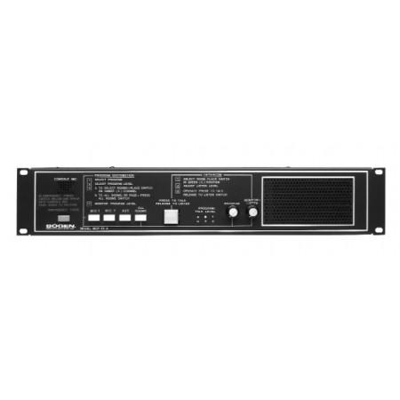 Master Control Panel MCP35A