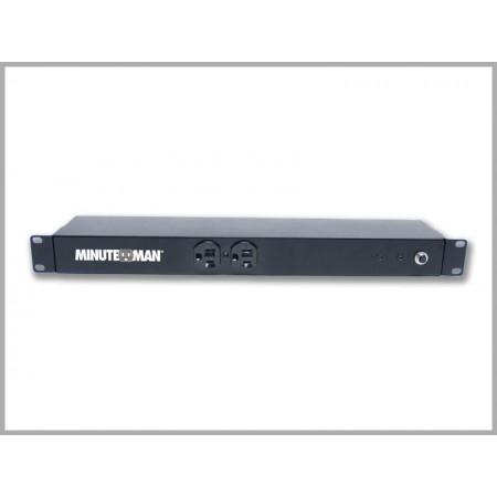 MinuteMan Surge Protected Power Strip MMS1015HV