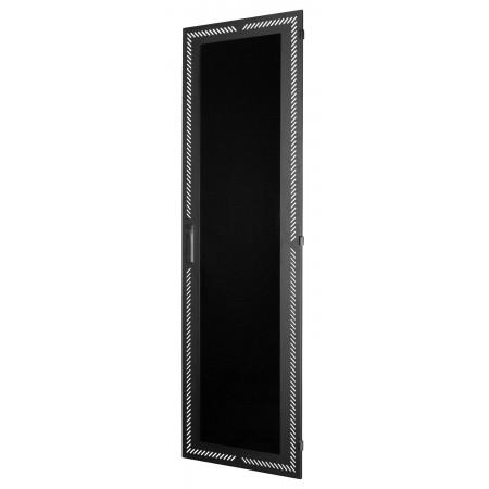 Perimeter Vented Plexiglas Door for 72″H x 24″W Frame