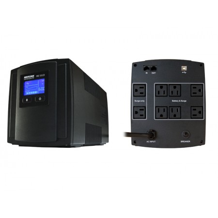 Minuteman UPS PRO1100LCD for Computers and Other Equipment